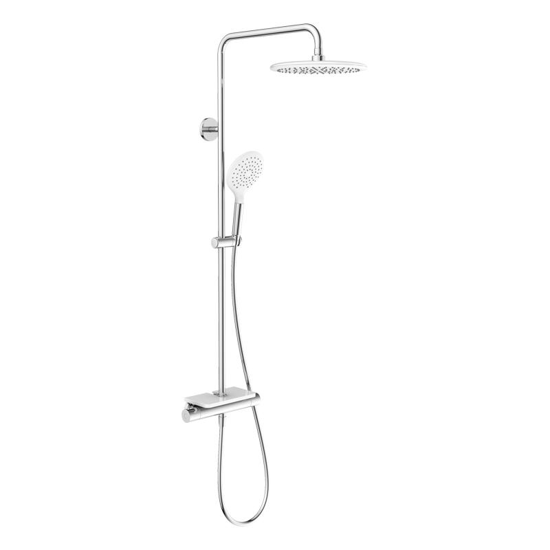 Смеситель с термостатом IDDIS, Термостатический смеситель для ванной с душем
